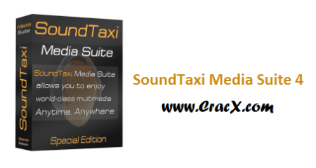 SoundTaxi Media Suite Pro 4 Keygen, Patch Free Download