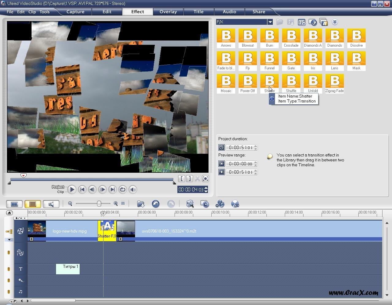Ulead video studio 11 patch crack