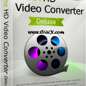 WinX HD Video Converter Deluxe 5.6 Crack + Key Download