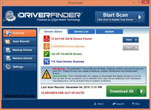 Driver Finder Pro Registration Code, Patch Free Download