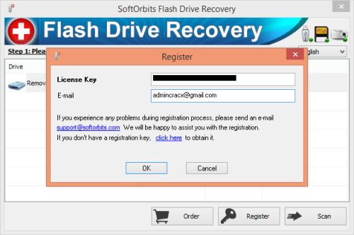 Flash Drive Data Recovery crack - картинка 2