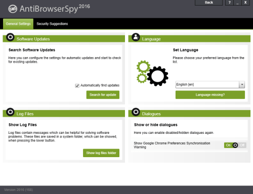 Abelssoft AntiBrowserSpy Pro 2016 Serial Key Free Download