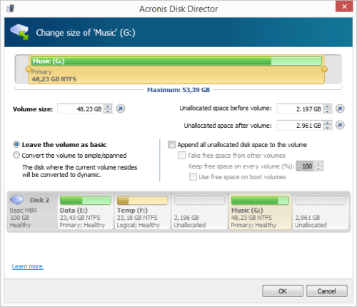 acronis disk director 12 serial only