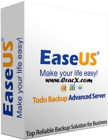 EaseUS Todo Backup Advanced Server 9 Crack, Keygen Free