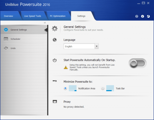 Uniblue PowerSuite 2016 4.3.3.0 Crack + Key Full Download