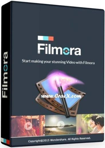 filmora video editor free download with crack