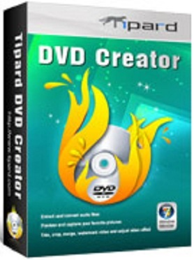 Tipard DVD Creator 3.5.16 Serial Number + Crack Download