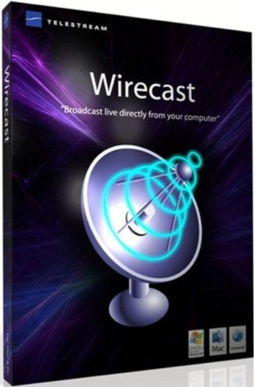 Wirecast Pro 6 Full Crack Keygen + Patch Latest Download