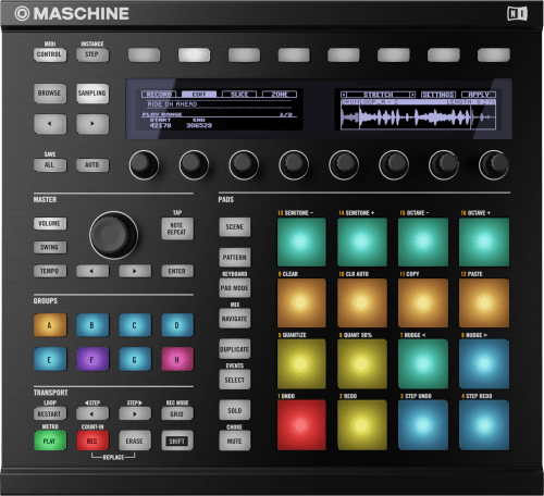 Native Instruments Maschine 2.4.0 Unlocked Crack Keygen Download