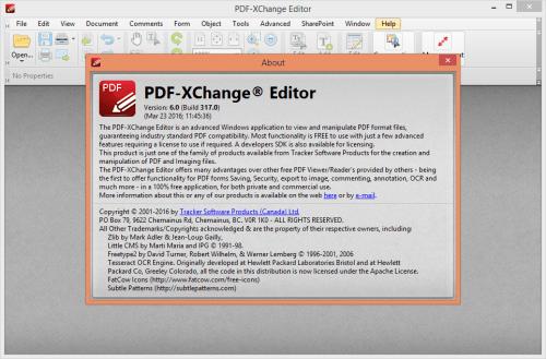 PDF-XChange Editor 6 Crack & Serial Key Free Download