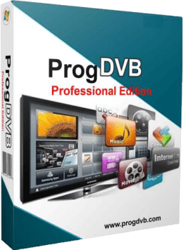 ProgDVB Pro 7.13.1 Crack & Serial Number Free Download