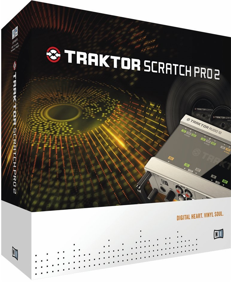Traktor Scratch Pro 2 10 Crack & Serial Number Download
