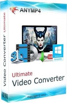 AnyMP4 Video Converter Ultimate 7.0.28 Crack Keygen Download