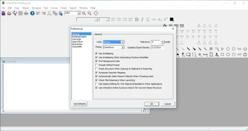 ChemOffice Professional 15.1 Crack & Keygen Full Download