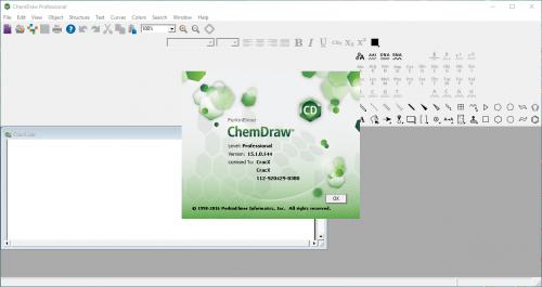 ChemOffice Professional 15.1 Keygen + License Key Free Download