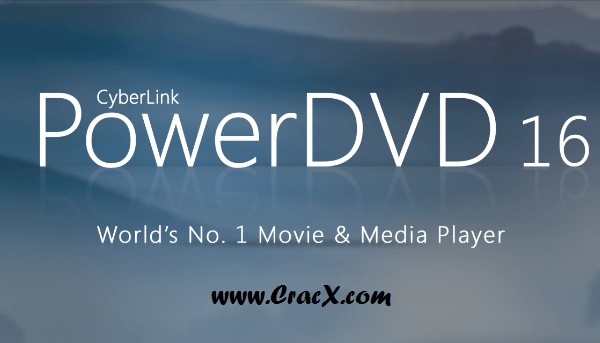CyberLink PowerDVD Pro 16 Crack & Keygen Full Download