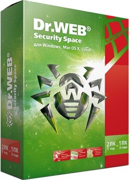 Dr.Web Security Space 11.0 License Key & Crack Download
