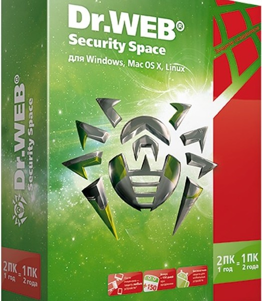 Dr.Web Security Space 11.0 License Key & Crack Download