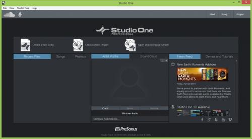 PreSonus Studio One 3 Pro Full Crack & Serial Key Download