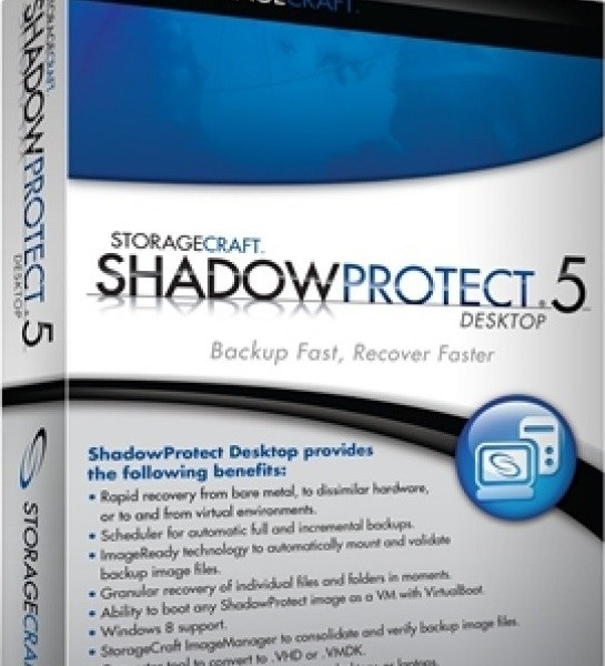 ShadowProtect 5 Crack & Serial Keygen Free Download