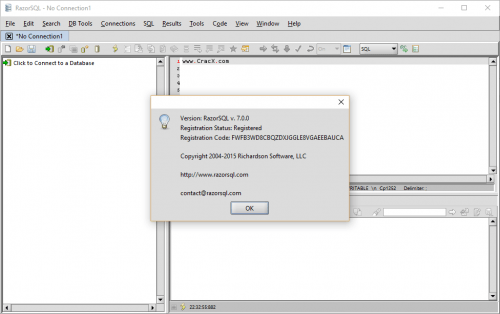 RazorSQL 7.0.0 Keygen + Patch Crack Free Download