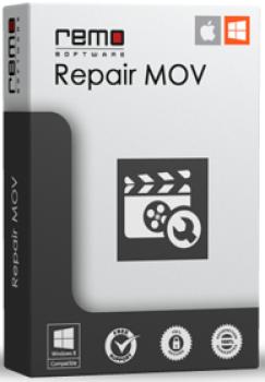 Remo Repair MOV 2.0 Crack & Serial Keygen Free Download