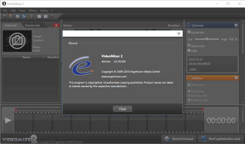 Videomizer 2.0 Crack Serial Number Final Full Download