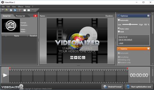 Videomizer 2.0 Serial Key + Patch Full Free Download