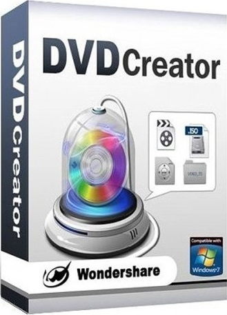 Wondershare DVD Creator 4.0.0 Crack & Keygen Download