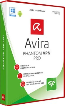 Avira Phantom VPN Pro 1.3.1 Crack & Serial Key Download