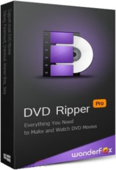 WonderFox DVD Ripper 8 Crack Patch & Keygen Download