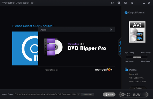 WonderFox DVD Ripper 8 Serial Key + Keygen Free Download