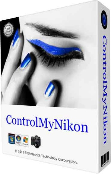ControlMyNikon 5 Crack & License Keygen Free Download