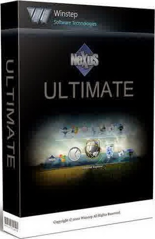 Winstep Nexus Ultimate 16.9 Crack & Serial Keygen Download