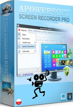 Apowersoft Screen Recorder Pro 2.1.7 Crack & Key Download