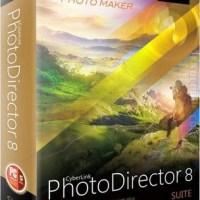 CyberLink PhotoDirector Suite 8 Crack & Keygen Download