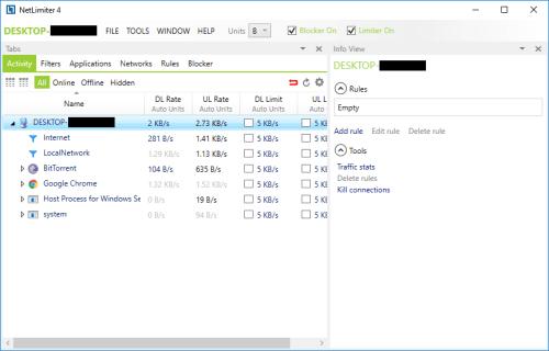 NetLimiter Enterprise 4.0.25.0 Serial Key + Patch Download