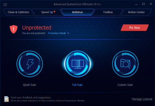 Advanced SystemCare Ultimate 10.0.1.82 Serial Key Download