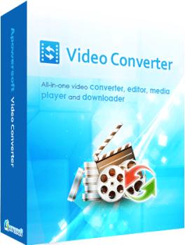 Apowersoft Video Converter Studio 4.5.5 Crack & Key Download