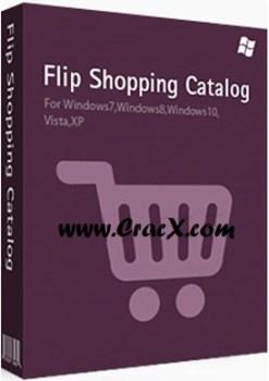 Flip Shopping Catalog 2.4.7.2 Crack & License Key Download