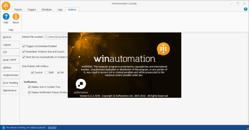 WinAutomation 6.0.3.4240 Keygen & Crack Patch Download