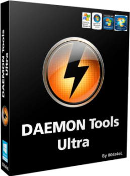 DAEMON Tools Ultra 5 Crack & Serial Number Download