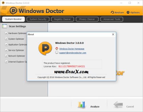 Windows Doctor 3.0.0.0 Keygen & Activator Download