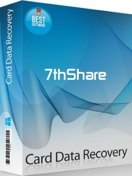 7thShare Card Data Recovery 1.3.9.6 Crack & Key Download
