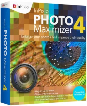InPixio Photo Maximizer Pro 4.0.6288 Crack & Keygen Download