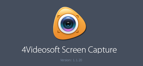 4Videosoft Screen Capture 1.1.20 Crack, License Key Download