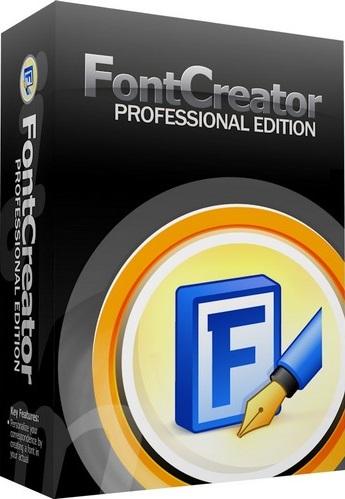 FontCreator Professional Edition 11.0.0.2365 Crack Download