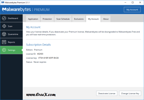 Malwarebytes Premium 3.1.1.1722 Beta + Serial Key Download