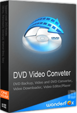 WonderFox DVD Video Converter 12.5 Patch & Crack Download