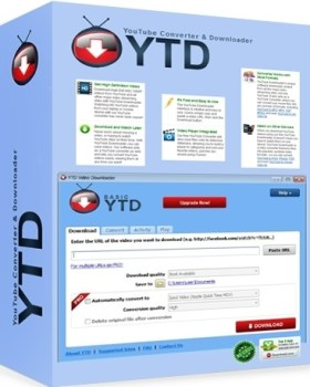 YTD Video Downloader Pro 5.8.3 Patch & Keygen Download